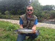 Mr Mike Webster - River South Esk