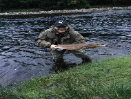 Mr Philip Black - River Dee