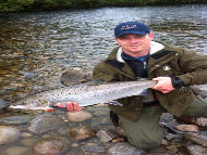 Mr Michael Rhoden - River Lochy
