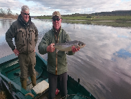 Mr Neil Jones - River Tweed
