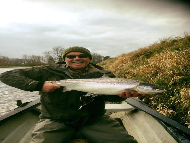 Mr Tony Black - River Tweed