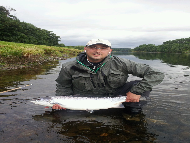 Mr Graham Fyfe - River Tay