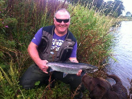Mr Allan Rennie - River North Esk