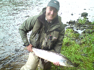 Mr Steven Hogg - River Tay