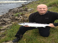 Mr Iain Lamont - River Lochy