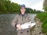 Mr Tom Stewart-Moore - River Tay