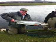 Mr Martin Ritchie - River Tweed