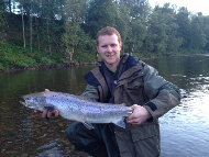 Mr David Cargill - River North Esk
