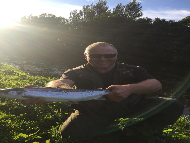 Mr Allan Rennie - River South Esk