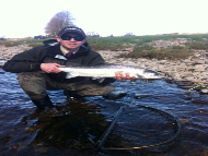 Mr Callum Highet - River North Esk