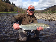 Mr Scott Dickson - River Tay