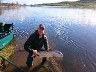 Mr Callum Highet - River Tweed
