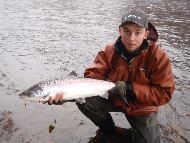 Mr Callum Highet - River Tay