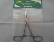 "Dennett 6"" Straight Forcep"
